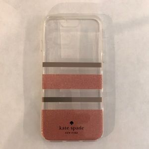 Kate Spade cell phone cover.